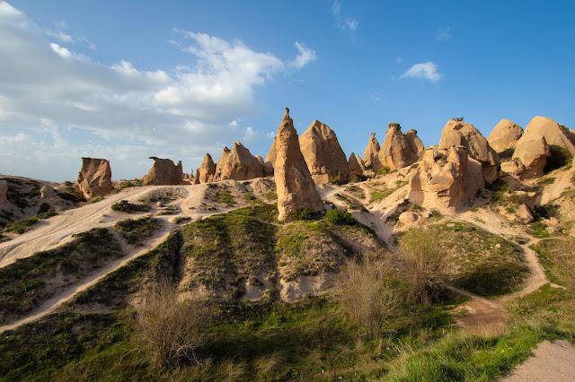 Drevent valley, la valle dell'immaginazione-Cappadocia