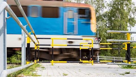 Halálra gázolt egy vonat egy embert Sopronban