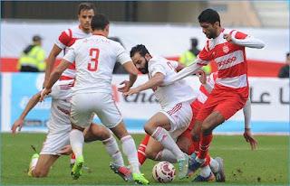 ملخص واهداف مباراة النجم الرياضي الساحلي والنادي الإفريقي (2-2) في الرابطة التونسية لكرة القدم