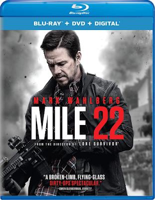 Mile 22 [BD25] [Latino]