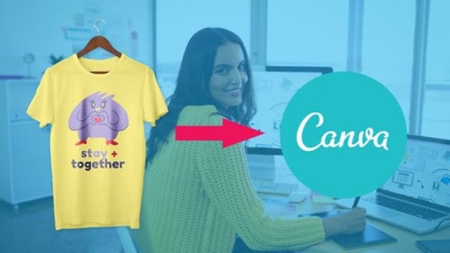 Canva T-Shirt Design Course Create Stunning Graphics Today!