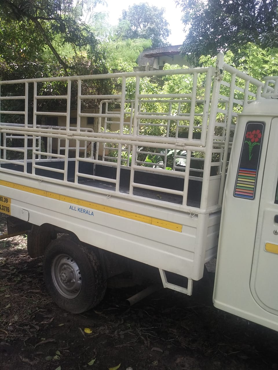 truck for rent packers and movers ernakulam