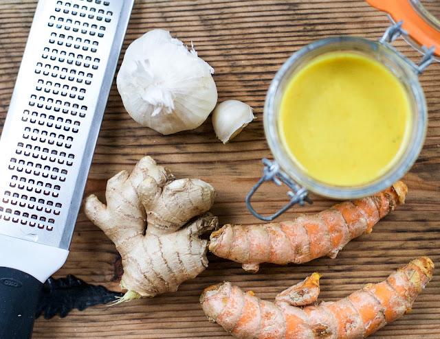 turmeric, ginger, anti-inflammatory, health, gluten-free, vegan, miso