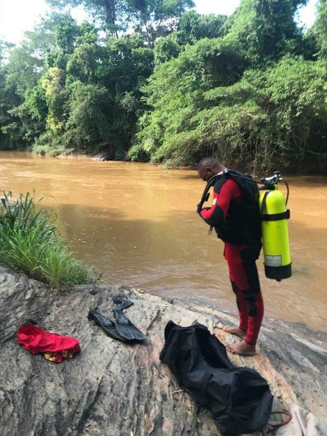 Cristalina: Encontrado corpo de vítima de afogamento no Rio São Bartolomeu