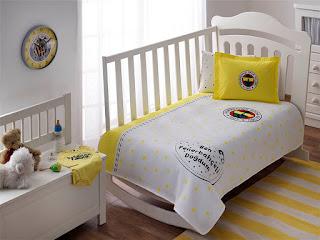 Taç Lisanslı Fenerbahçe Stars Baby Pike Takımı