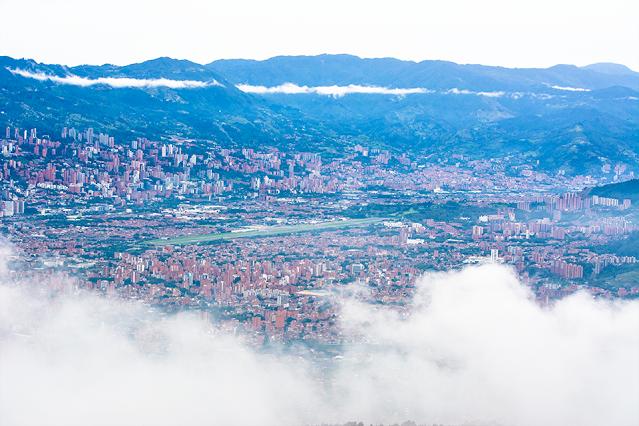 Medellín La Ciudad del Ruido