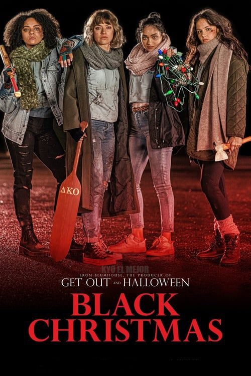 Black Christmas [2019] [DVD9] [NTSC] [Latino]