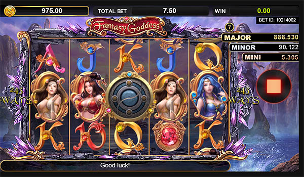 Main Gratis Slot Indonesia - Fantasy Goddess SimplePlay