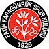 Plantilla de Jugadores del Fatih Karagümrük SK