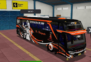 download bussid Buss full livery