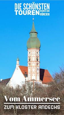 Wanderung von Herrsching zum Kloster Andechs am Ammersee Wandern In Bayern Premiumwege Outdoor Blog – Best Mountain Artists wandern Fünf Seen Land