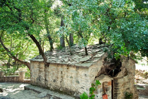 100 Places in Greece Every Woman Should Go: A Church that Grows Trees