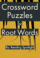 Improve vocabulary with this set of three crossword puzzles with words that have Latin and Greek roots.