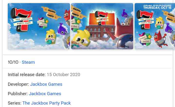 Top 10 most trending games of 2021 (By Google)