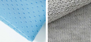 Absorbant surgical drape and Fleece fabric as composite material - Texpedia