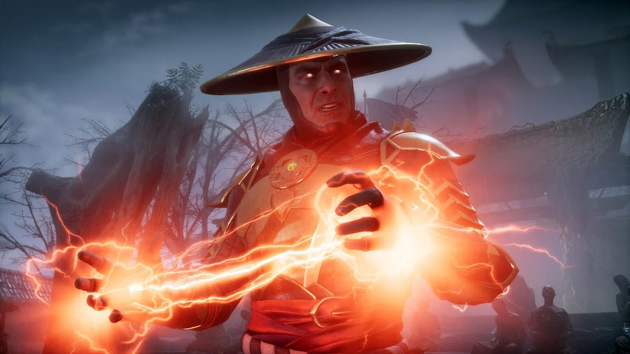 mortal kombat 11 netherrealm studio dark raiden mk11