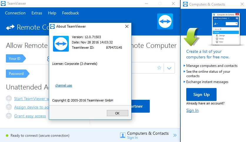 Installation Files Could Not Be Extracted Teamviewer 12