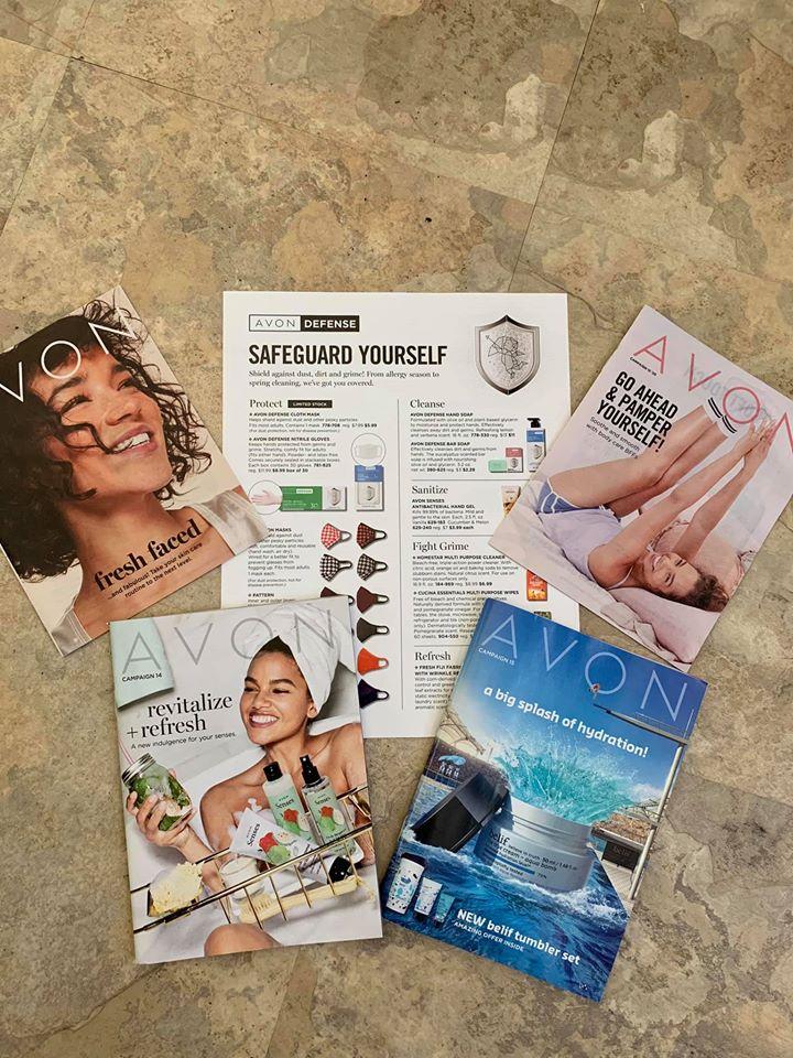 AVON Brochure Campaign 15 2020 - The Brochure Online!