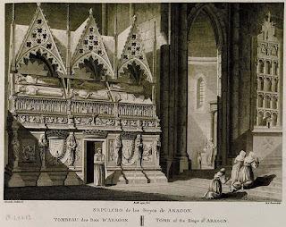 Los sepulcros reales antes de los saqueos