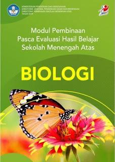 Modul Pembinaan Evaluasi Hasil Belajar Biologi