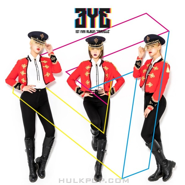 3YE – TRIANGLE – EP