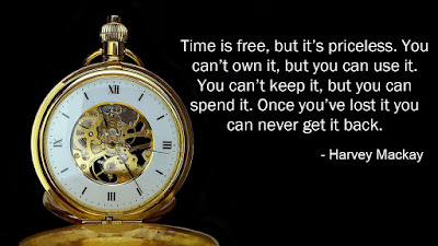Time quotes - Harvey Mackay quotes