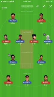 Dream 11 Prediction Comilla vs Rajshahi 20th Match BPL T20 Captain & Vice Captain