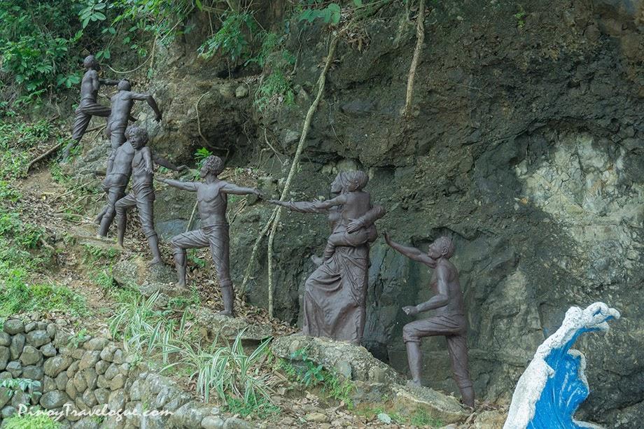 Tromba Marina Monument at Ermita Hill