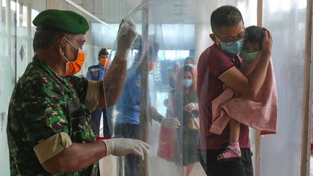 Bahaya! WHO Tak Sarankan Semprot Disinfektan Ke Tubuh Manusia