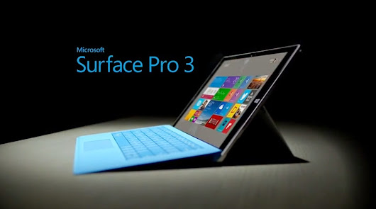 Microsoft Surface Pro 3 Rumors and Expectation | Estech Web