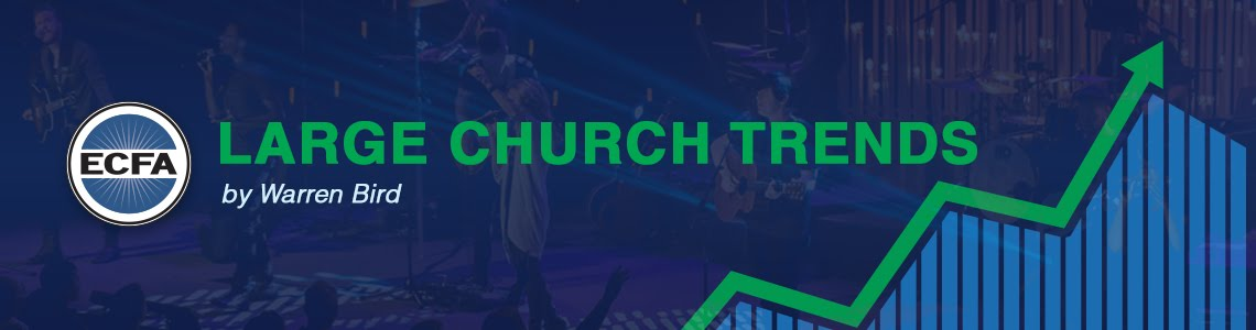 Large Church Trends