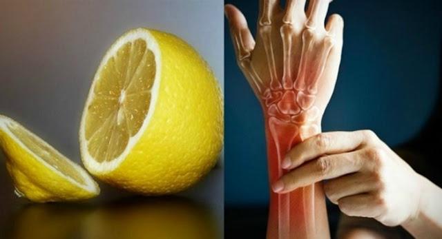 Jarang Diketahui Orang, Ternyata Ini Dia Manfaat Dahsyat Kulit Lemon untuk Nyeri Sendi!