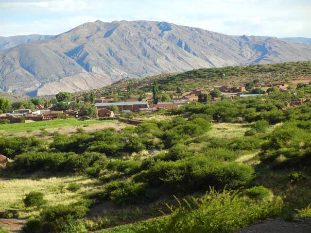 Blick auf Esmoraca