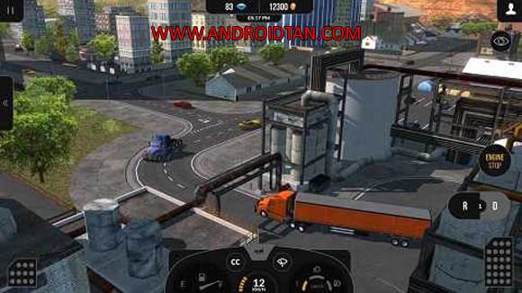 Truck Simulator PRO 2 Mod Apk Data Premium Latest Version