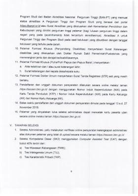 Informasi Penerimaan CPNS Kementerian Menko Polhukam Tahun 2019