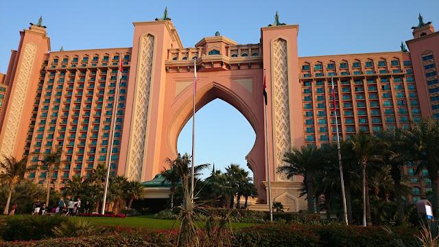 Atlantis dubai palm jumeira