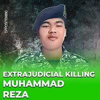 Almarhum  Muhammad Reza