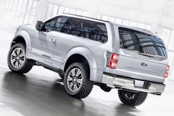 2018 Ford Bronco Price, Release Date, Specs, Interior Pics ...