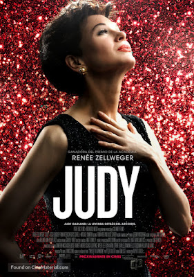 Judy - Poster
