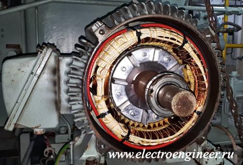 Перемотка электродвигателей: зачем и как проводится процедура