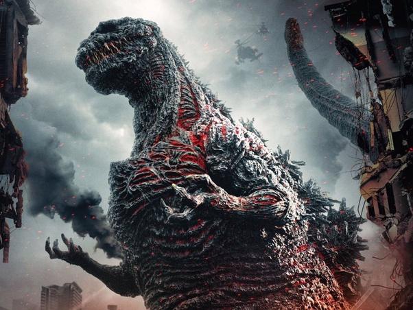 Godzilla sẽ kết thúc trận chiến