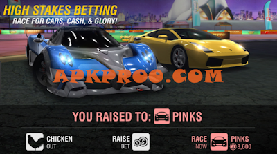 Download Game Racing Rivals Mod Apk Unlimited Gems