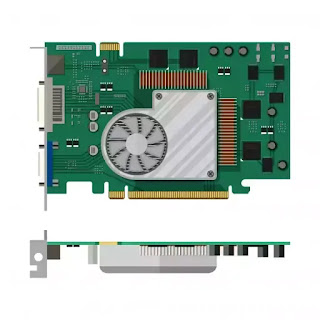 Perbedaan Graphics Card and Video Card
