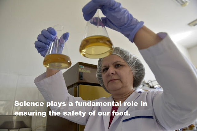 Food safety is everyone's business