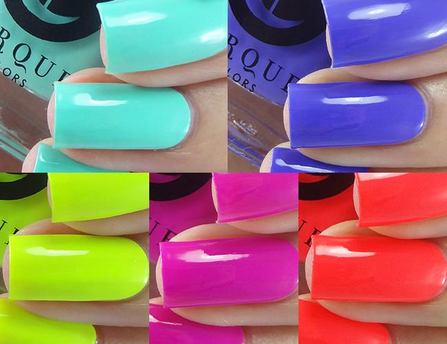 Crique Colors Vice Collection