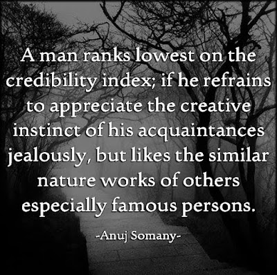 Famous Quotes By Anuj Somany
