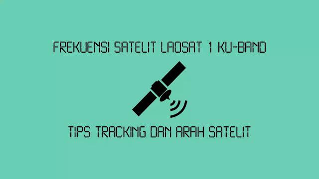 Frekuensi Satelit Laosat 1 Ku Band Terbaru