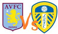 Prediksi Skor Aston Villa vs Leeds United
