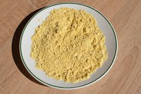 Gram flour or chickpea powder