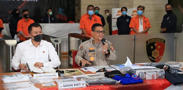 Tahanan Bareskrim Dikabarkan Terinfeksi Covid-19, Haris Moti: Keselamatan Jumhur Dan Syahganda Terancam